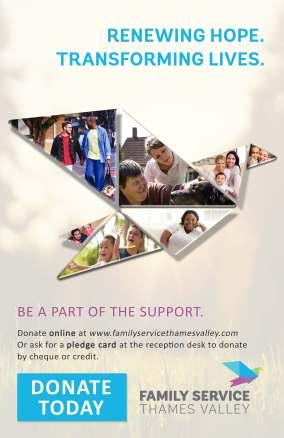 Donation Poster Design