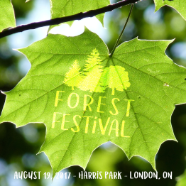 Forest Festival - Social Media Graphic Promotion