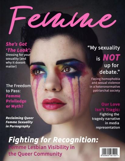 Identizine - Magazine Cover Assignment