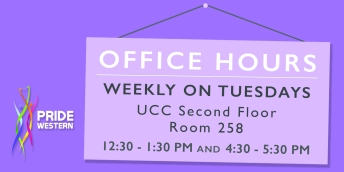 Office Hours - Social Media Graphic Promotion