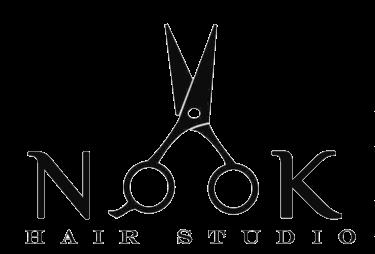 Nook Hair Studio - Logo Design