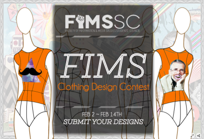 FIMS Clothing Contest - Rave Card Design