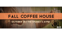 Fall Coffee House - Facebook Cover Photo
