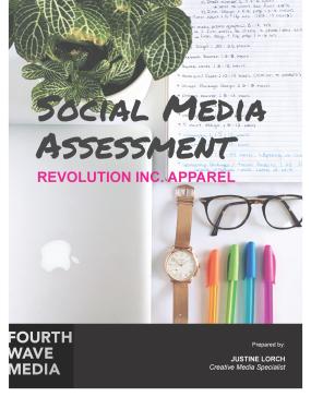 Social Media Assessment - Revolution Inc. Apparel_Page_1